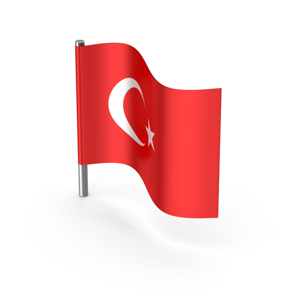 Turkey Flag PNG & PSD Images
