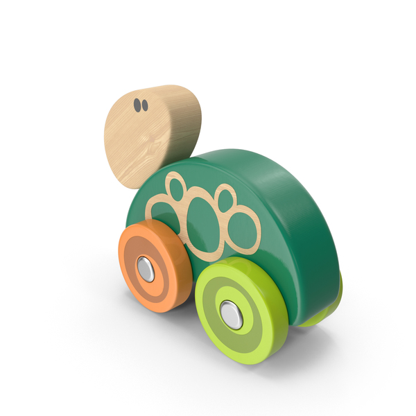 Turtle Toy PNG & PSD Images