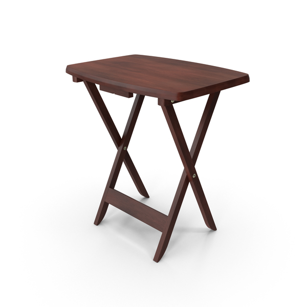 TV Tray Folding Table PNG & PSD Images