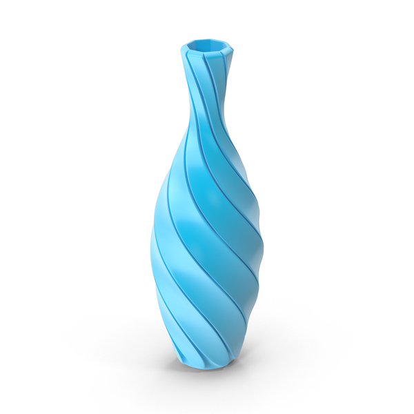 Twisted Vase PNG & PSD Images