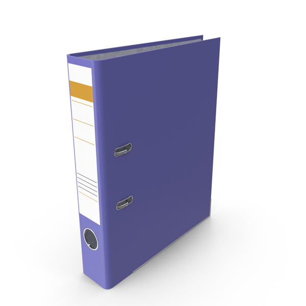 Binders: Two Ring Binder PNG & PSD Images