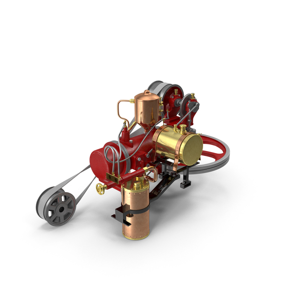 Two-Stroke Piston Engine PNG & PSD Images