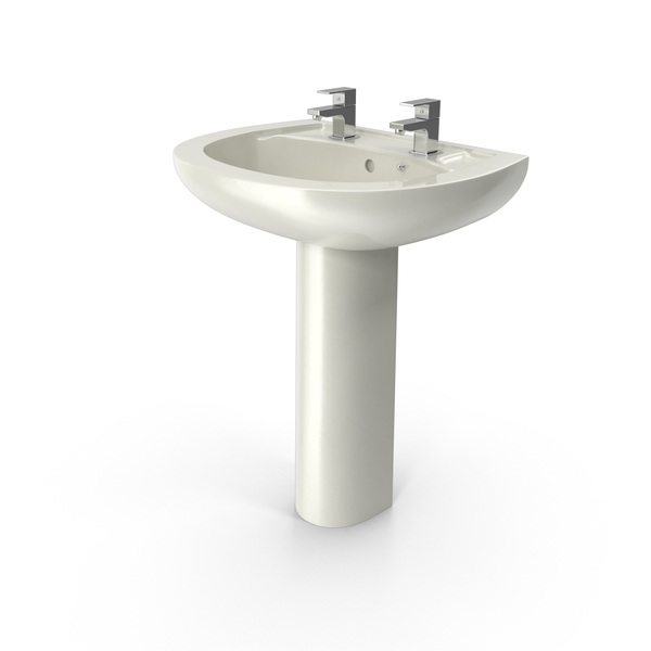 Sink: Twyford Option Wash Basin PNG & PSD Images