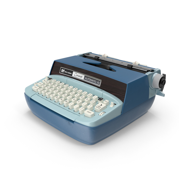 Typewriter Corona Automatic Object