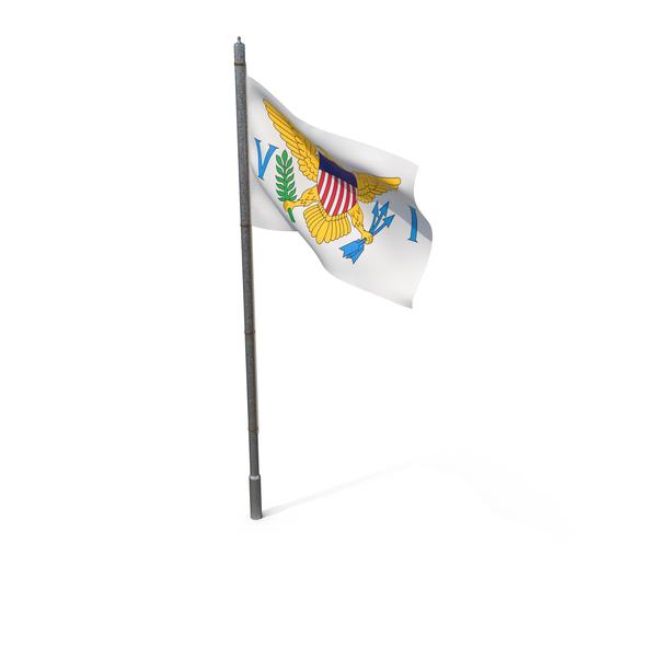 U.S. Virgin Islands Flag PNG & PSD Images