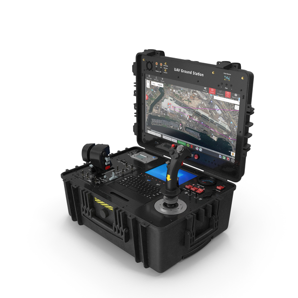 Remote Toy: UAV Ground Control Station PNG & PSD Images