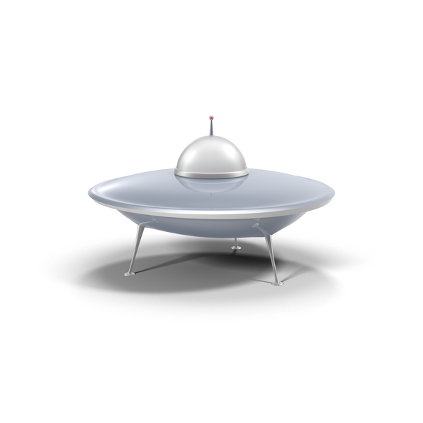 UFO Spaceship Object