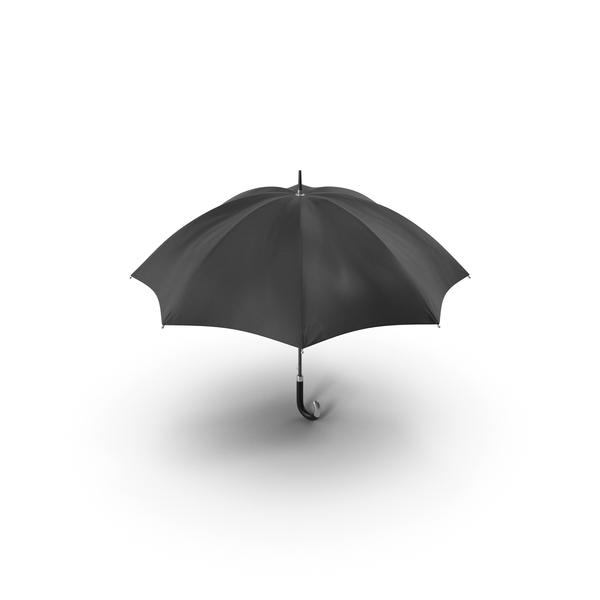 Umbrella Black PNG & PSD Images