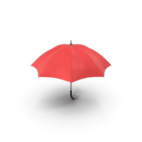 Umbrella Red PNG & PSD Images