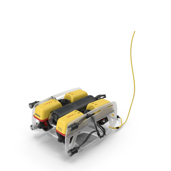 Underwater Robot Light PNG & PSD Images