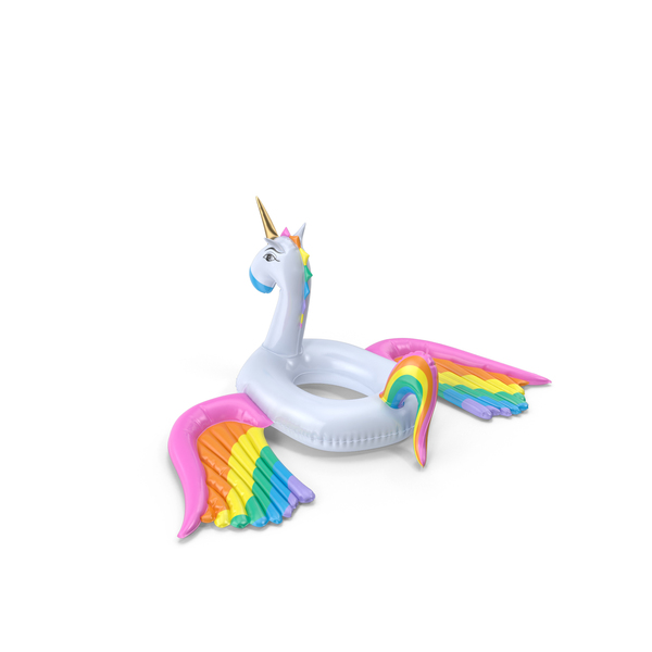 Unicorn Pool Float PNG & PSD Images