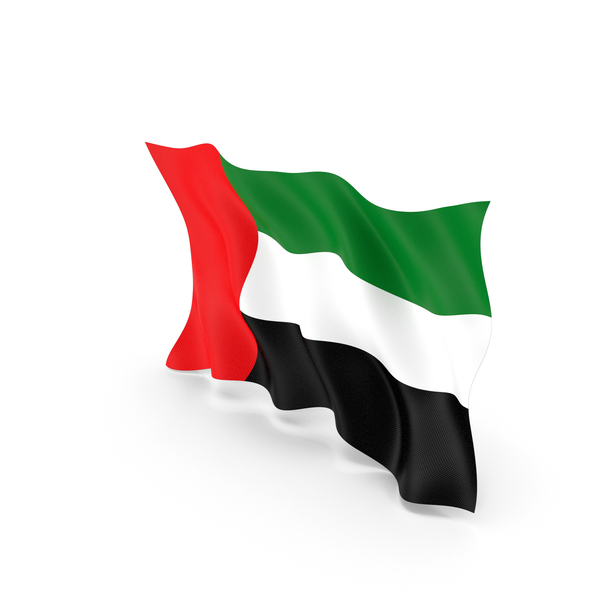United Arab Emirates Flag PNG & PSD Images