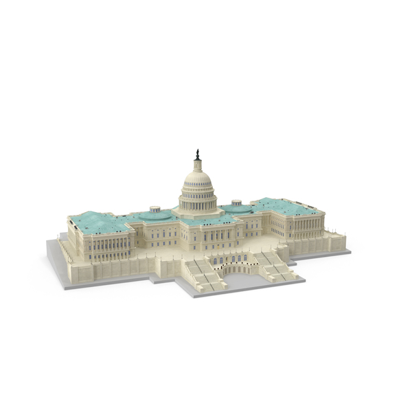 United States Capitol PNG & PSD Images