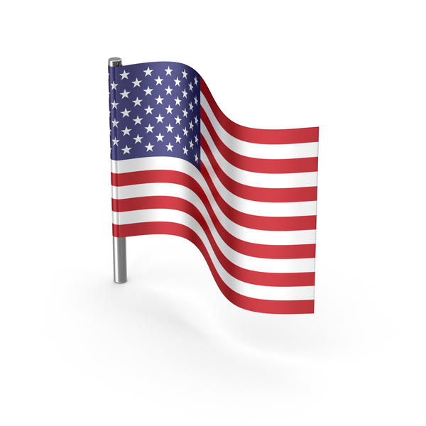 United States Of America Flag PNG & PSD Images
