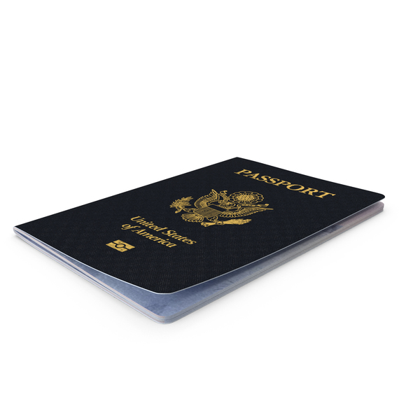 United States Passport PNG & PSD Images