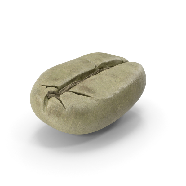 Unroasted Green Coffee Bean PNG & PSD Images