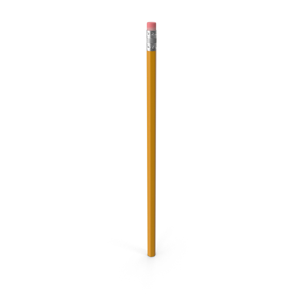 Unsharpened Pencil Object