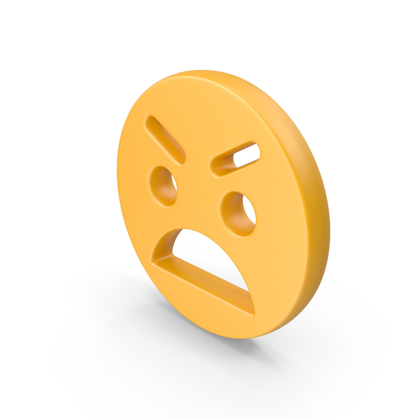 Facial Expression: Upset Face PNG & PSD Images