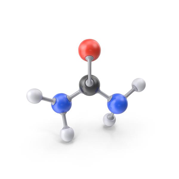 Urea Molecule PNG & PSD Images