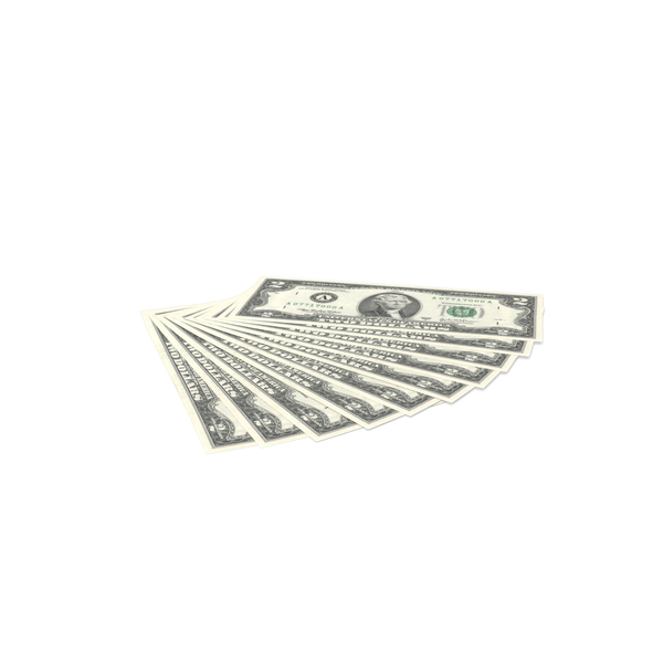US 2 Dollar Bills PNG & PSD Images