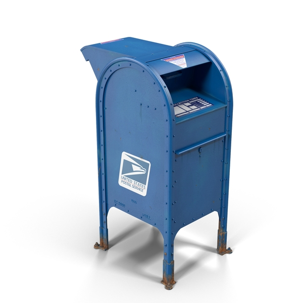 US Mailbox PNG & PSD Images