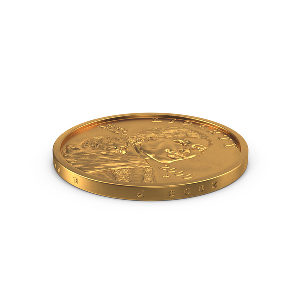 US Sacagawea Dollar Object