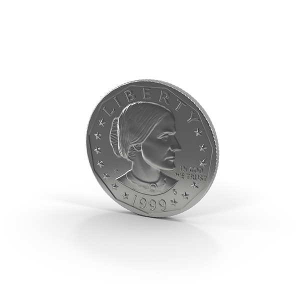 Coin: US Silver Dollar PNG & PSD Images