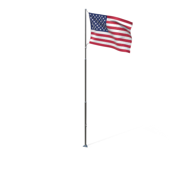 USA Flag PNG & PSD Images