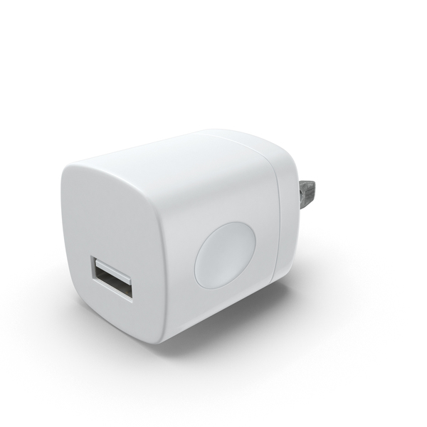 USB Wall Charger PNG & PSD Images