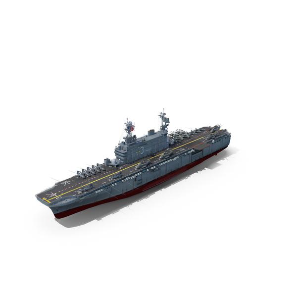 USS Belleau Wood (LHA-3) PNG & PSD Images