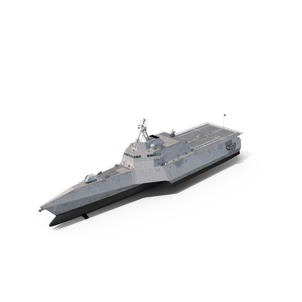 USS Independence LCS-2 Object