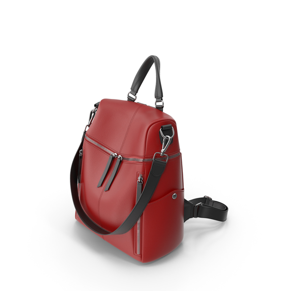 Uto Women's Backpack Purse PNG & PSD Images