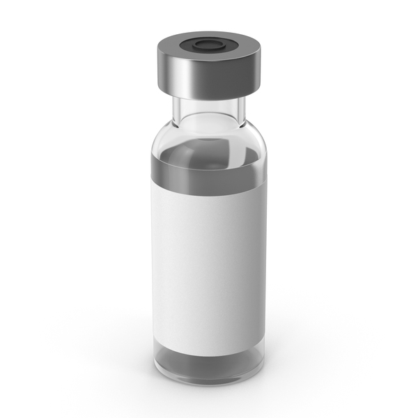 Vaccine Bottle PNG & PSD Images