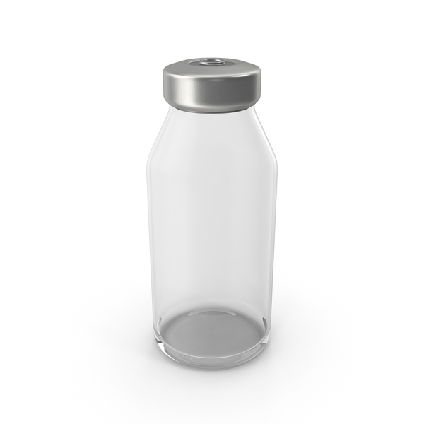 Vaccine Bottle Empty PNG & PSD Images