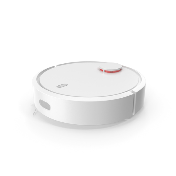 Vacuum Cleaner Robot PNG & PSD Images