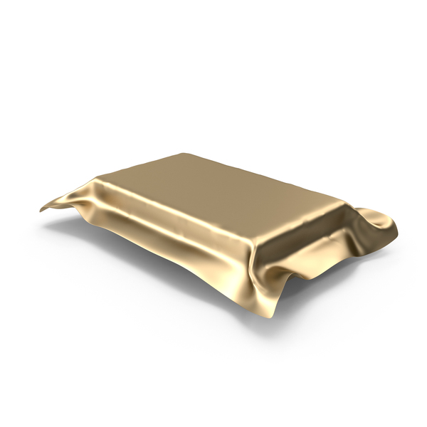 Vacuum Packaging Gold PNG & PSD Images