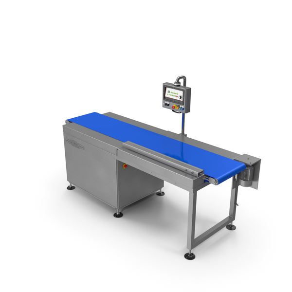 Food: Vacuum Packaging Machine with Conveyor PNG & PSD Images