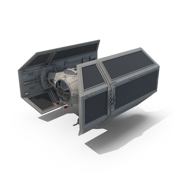 Vader's Tie Fighter PNG & PSD Images