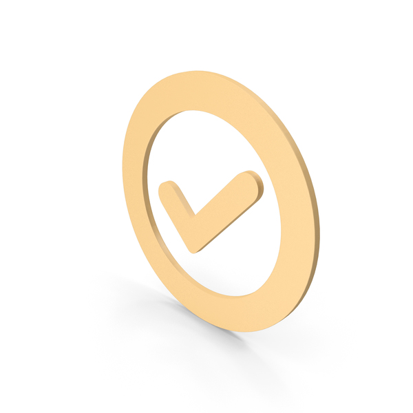 Validation Check Mark Symbol Icon PNG & PSD Images