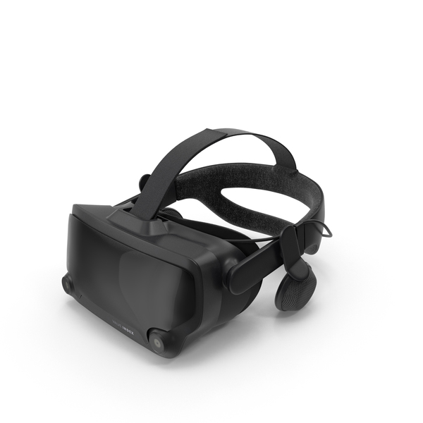 Virtual Reality Goggles: Valve Index PNG & PSD Images