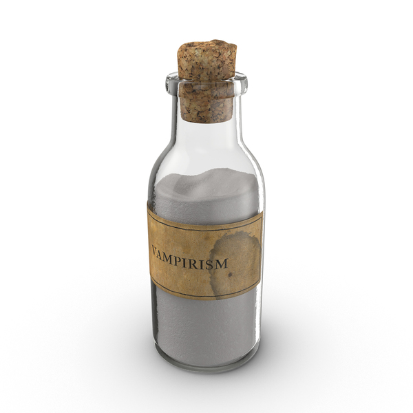 Vampirism Bottle Object