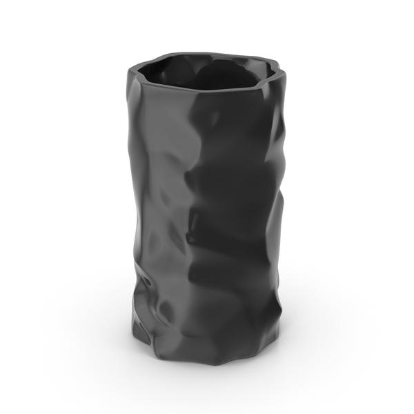 Modern: Vase Black PNG & PSD Images