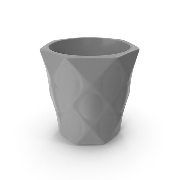 Vase Gray PNG & PSD Images