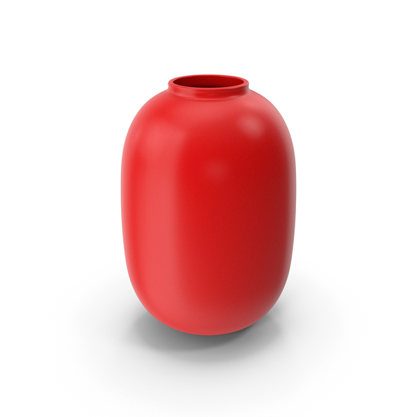 Vase Red PNG & PSD Images