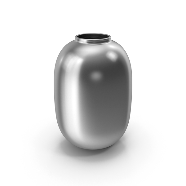 Vase Silver PNG & PSD Images