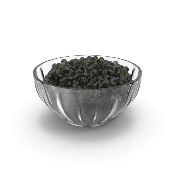 Vase with Caviar PNG & PSD Images
