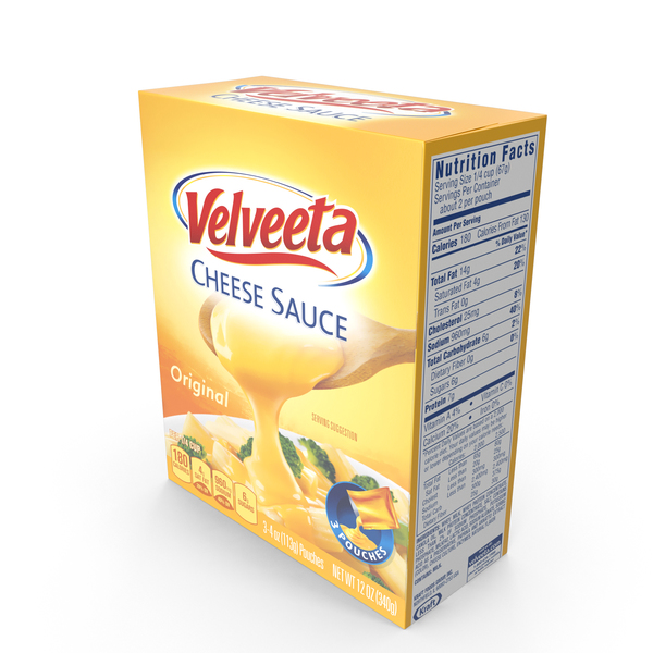 Velveeta Cheese Sauce PNG & PSD Images