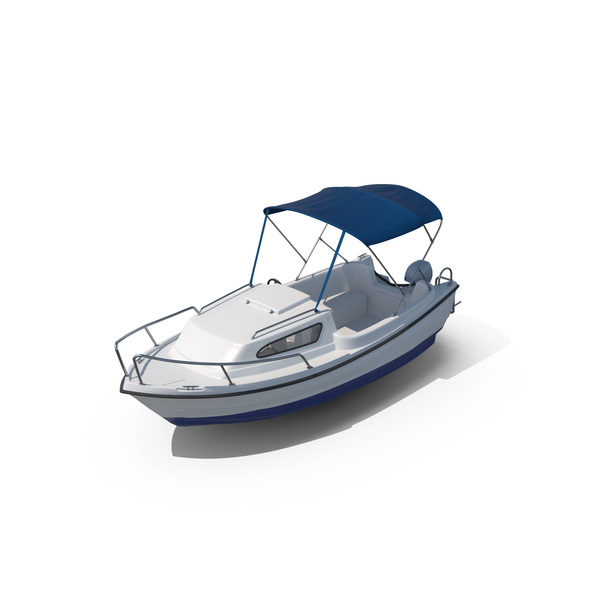 Ven 501-K Sports Boat PNG & PSD Images