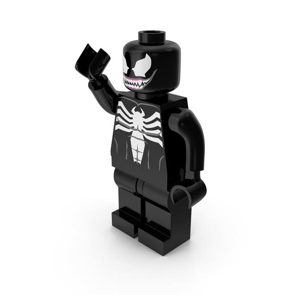 Lego People: Venom Pose PNG & PSD Images