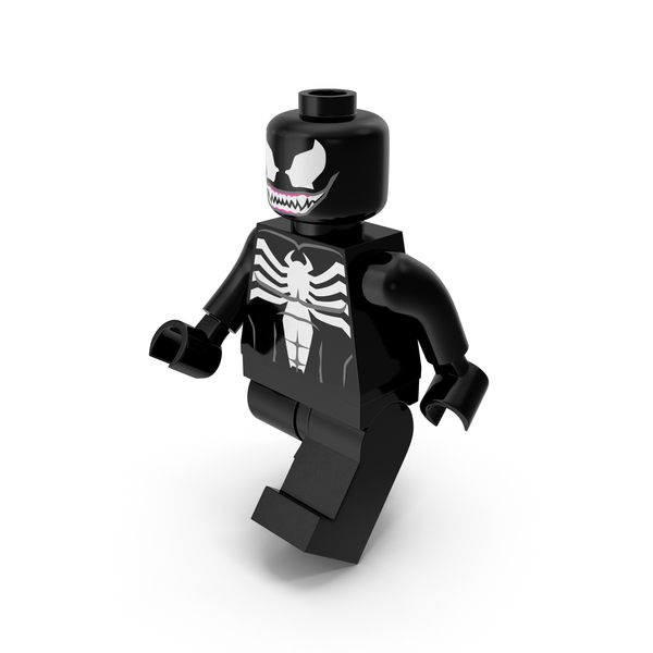 Lego People: Venom Walk PNG & PSD Images